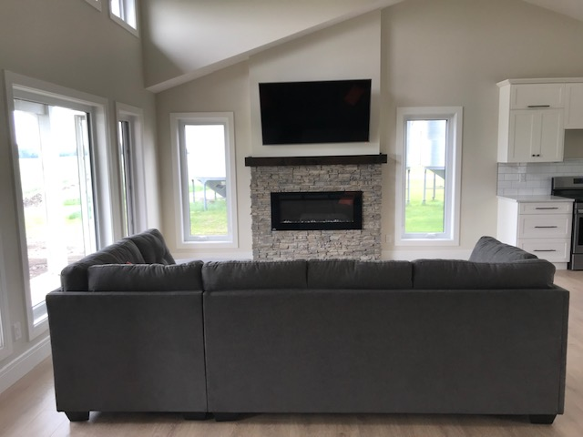 Birchwood living room